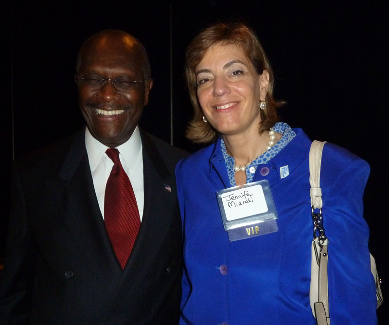 Herman-Cain-and-Mizrahi